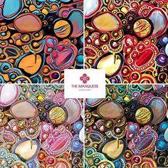 www.themarquessjewellery.com #themarquessjewellery #handmade #madeinitaly #jewellery #costumejewellery #orecchini #handm...