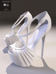 Bridal Shoes Wedges, Wedge Shoes, Shoes Heels, Hot Shoes, Crazy Shoes, Me Too Shoes, Pretty Shoes, Beautiful Shoes, Stilettos