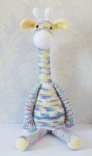 Crochet giraffe | by Kornflake.stew