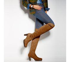 Semišové čižmy na podpätku | vypredaj-zlavy.sk #vypredajzlavy #vypredajzlavysk #vypredajzlavy_sk #shoes