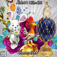 Just Magic, Easter Pictures, Different Holidays, Disney Mickey Mouse, Happy Easter, Animation, Christmas Ornaments, Aladdin, Photo Editor