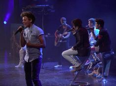One Direction at the iTunes Festival