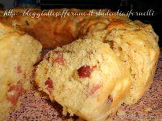 Ciambella rustica con speck e formaggio | Ricetta sfiziosa
