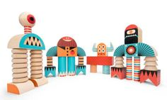 Uncle Goose unveils Stack and Scare blocks at ABC Kids Expo
