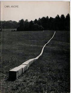 CARL ANDRE, 1978
