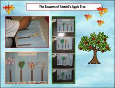 another version of The Seasons of Arnold's Apple Tree