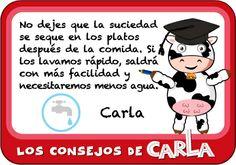 Carla y los pequeños gestos cotidianos