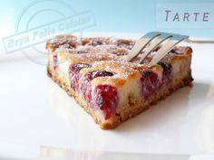 Cette tarte est un pur délice. Vraiment, je la recommande en souligné, en gras, en rouge et même en majuscules. Je ne changerais...