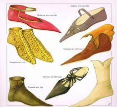 "1200-1299- ""Chaussures""-John Peacock Katia Foti"