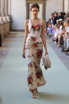 Luisa Beccaria Spring 2012 Ready-to-Wear Fashion Show