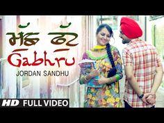 Muchh Phut Gabhru | Jordan Sandhu Punjabi Song Lyrics | Tabrez.in