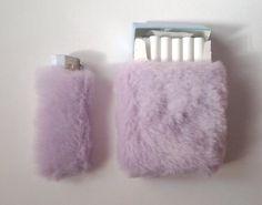 #purple #lilac #cigarretes