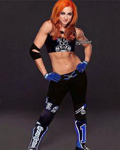Becky Lynch is phenomenal …