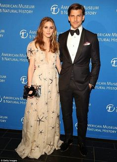 The Olivia Palermo Lookbook : Olivia Palermo At The 2015 American Museum Of Natural History Museum Dance