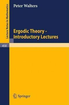 Ergodic Theory - Introductory Lectures