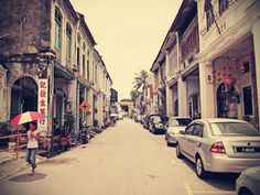 George Town Street View: Love Lane
