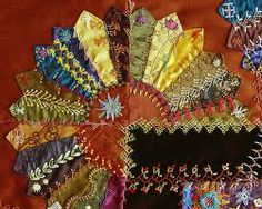 crazy quilt shapes - Google Search
