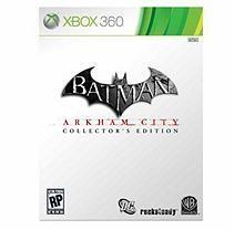 Batman: Arkham City Collector's Edition - Xbox 360