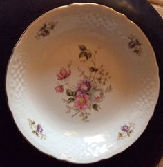 Schumann Arzber German porcelain  bowl by LADYG99 on Etsy