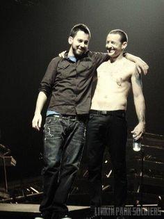 Mike Shinoda & Chester Bennington - Linkin Park