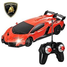 $17.99 ($34.99 49% off) Electric RC Car-Lamborghini Veneno Radio Remote Control Vehicle Sport Racing Hobby Grade Licensed Model Car 1:24 Scale for Kids Adults Orange/Silver https://www.isavetoday.com/deal-detail/1799-3499-49-off-electric-rc-car-lamborghini-veneno-radio-remote/7367