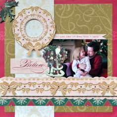 it happened like this...: crafty christmas countdown: day 3