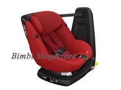 Seggiolino BebeConfort Axissfix colore: robin red  #bimbimegastore #seggiolino #bebeconfort #viaggio #bimbi #bambini #infanzia