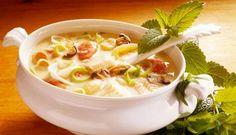 Sopa de frango com macarrão integral (1)