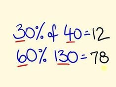 Percentage Trick Solve precentages mentally percentages made easy with the c is part of Cool math tricks - Percentage Trick Solve precentages mentally percentages made easy with the c Easy mentally Percentage percentages precentages Math For Kids, Fun Math, Math Activities, Math Class, Kids Fun, Cool Math Tricks, Maths Tricks, Math Hacks, Math Tips