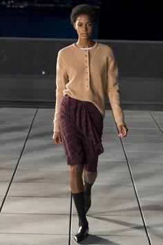 Thakoon Fall 2016 Ready-to-Wear Fashion Show - Karly Loyce