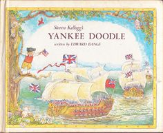 Yankee Doodle, illustrated by Steven Kellogg