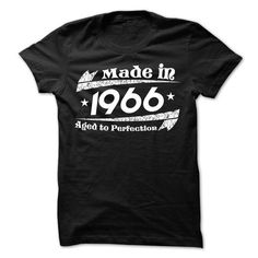 MADE IN 1966 AGED TO PERFECTION 3 T Shirts, Hoodie. Shopping Online Now ==►…