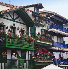 Hondarribia - Côte Basque ©BasqueTour 2009