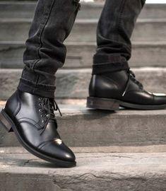 Mens Biker Boots, Ankle Boots Men, Shoe Boots, Men's Boots, Women's Shoes, Shoes Sneakers, Black Leather Boots, Leather Men, Soft Leather