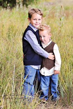 Awwwww, this makes me get teary & choked-up, these little guys remind me so much of my own sweet little boys.