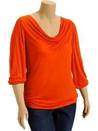 Women's Plus Size Clothes: Knit Tops | Old Navy $26.00