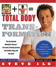 Bestseller Books Online Total Body Transformation: A 3-Month Personal Fitness Prescription For a Strong, Lean Body and a Calmer Mind Steve Ilg $15.95  - http://www.ebooknetworking.net/books_detail-078688732X.html