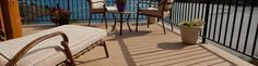 Tired of staining your deck every summer? After reading our latest blog post, maybe you won't have to. Tufdek™ is the best PVC vinyl deck flooring and waterproof decking system available to both home owners and businesses.