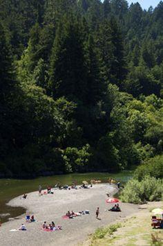 Russian River Sonoma County