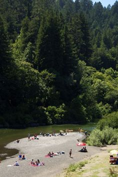 Russian River Sonoma County