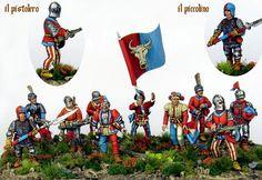 Condottieri di Milano - Perry plastic conversions - Page1