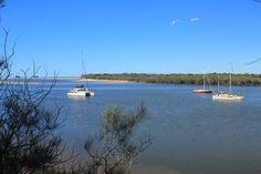 Elliott River Riverview, Qld, Australia