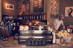 Verve Coffee Roaster, Santa Cruz
