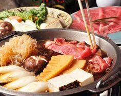 Sukiyaki. I want some right now!!