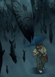 Nakata - Kafka en la orilla