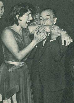 Anna Magnani & Totò