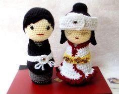 Amigurumi Kokeshi Doll Pattern : Amigurumi kokeshi doll pattern} little things blogged amiguri