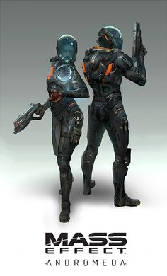Here's a recap of what we know about Mass Effect Andromeda. - the protagonist is Ryder. And you can choose the gender. Human only - it takes place in the galaxy of Andromeda hundreds of years after the Shepard trilogy - many of the same races from the original trilogy will return. So far humans, asari, Krogan and salarians have been confirmed. More could still be confirmed. - the Mako is back and the Need for Speed team is responsible for how it performs. This ain't Shepard's Mako if you cat