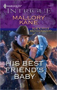 Intrigue Authors: His Best Friend's Baby