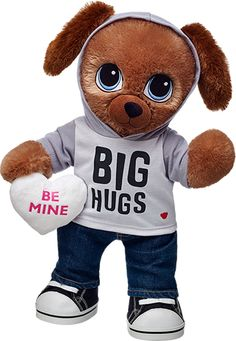 Valentine's Day Gifts at Build-A-Bear